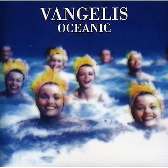 Vangelis - Oceanic [CD] USA import