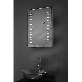 Balta LED Bathroom Cabinet with Demister Pad, Sensor & Shaver k346