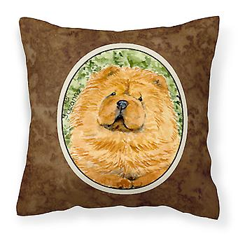 Carolines Treasures  SS8709PW1414 Chow Chow Decorative   Canvas Fabric Pillow
