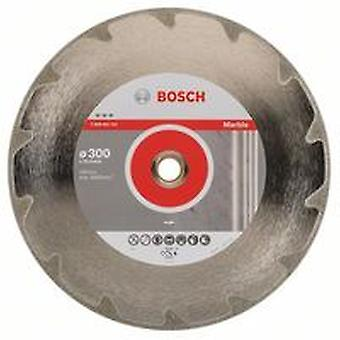 Bosch 2608602701 300 X 25.4Mm Diamond Cutting Disc Best For Marble