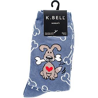 Novelty Pet Socks-Dog With Bones PETSOCKS-H073