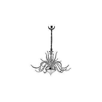 Elysee grote Chrome hanger - ideale Lux 55008