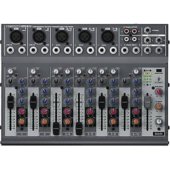 Mixing console Behringer XENYX 1002B No. of channels:10