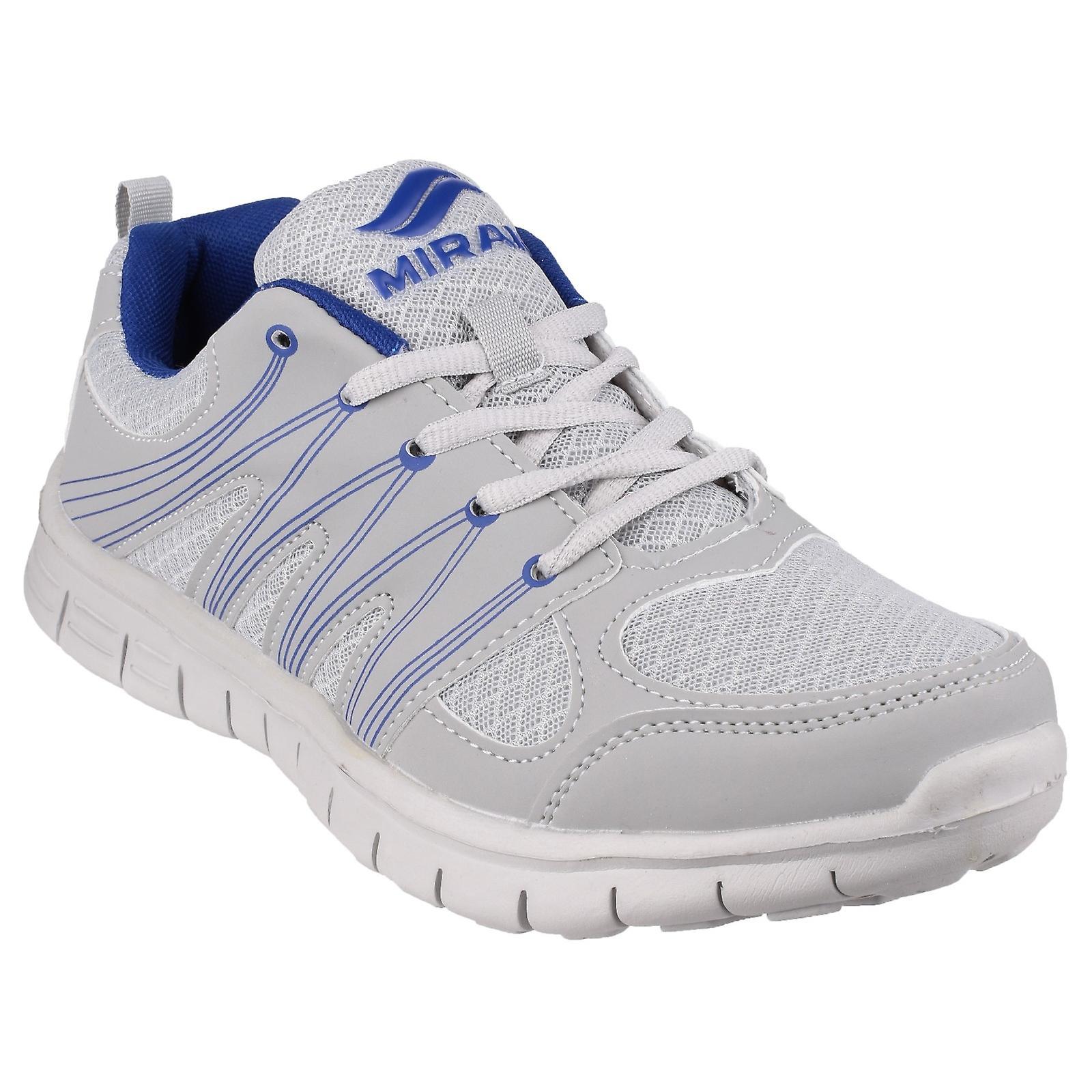 Shoe Trainers Mirak Mens Sports Lace Mens Milos wq6B7