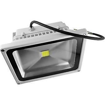LED outdoor floodlight 20 W Warm white DioDor DIO
