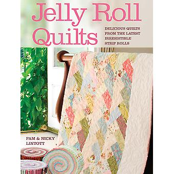 David & Charles Books Jelly Roll Quilts Dc 28637