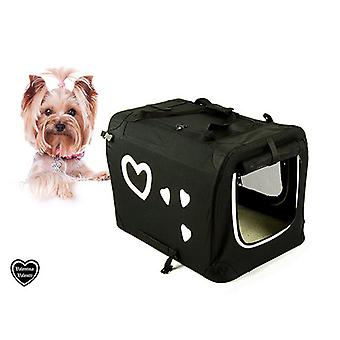 VALENTINA VALENTTI PET FOLDING CARRIER TRANSPORT CRATE