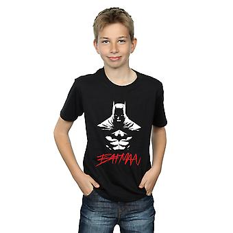 DC Comics Boys Batman Shadows T-Shirt