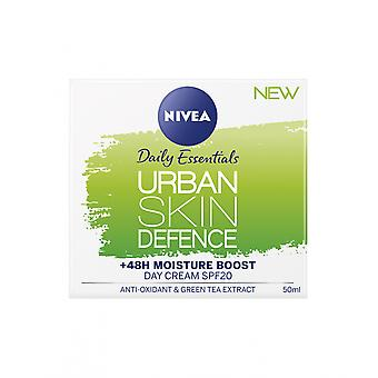 Nivea Daily Essentials Urban Skin Defence Day Cream