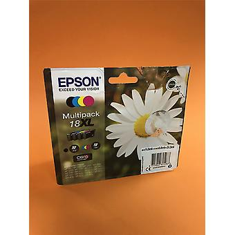 Epson 18XL Original Ink Cartridge Black, Cyan, Magenta & Yellow C13T18164012