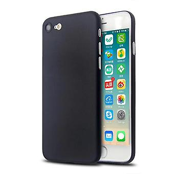 Matte black shell for Iphone 7-0, 3 mm-TWO PIECES!