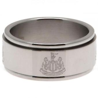 Newcastle United Spinner Ring Large