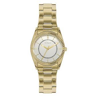s.Oliver женские наручные часы аналоговые IP золото так-15138-MQR
