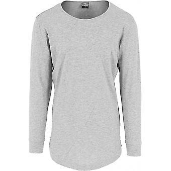 Urban classics men's T-Shirt long shaped fashion