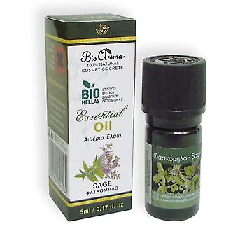 Sage pure essential oil 5ml