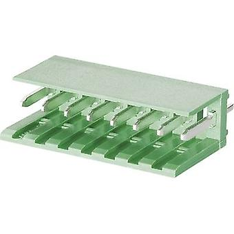 TE Connectivity Pin strip (standard) AMPMODU MOD I Total number of pins 2 Contact spacing: 3.96 mm 280609-1 1 pc(s)
