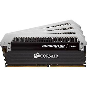 Corsair PC-RAM Kit Dominator® CMD32GX4M4B3200C16 32 GB 4 x 8 GB DDR4 RAM 3200 MHz CL16 18-18-36