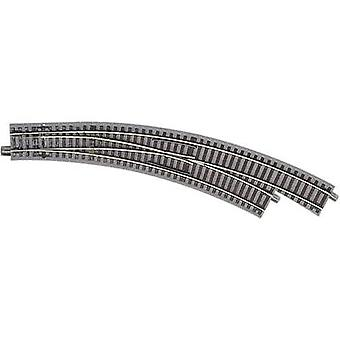 H0 Roco GeoLine (incl. track bed) 61155 Curved point, Right 30