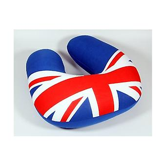 Union Jack Wear Union Jack Neck Cushion - Super Soft