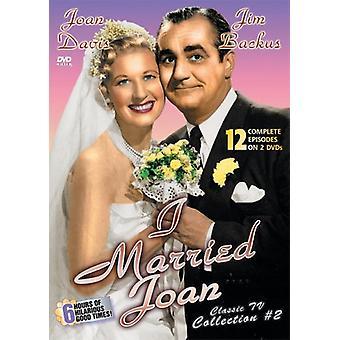 Que se casó con Joan: colección 2 importar de Estados Unidos [DVD]