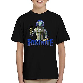 Leviathan Fortnite Kid's T-Shirt