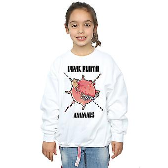 Pink Floyd Girls Fat Pig Sweatshirt