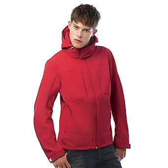 B&C Men's Hooded Softshell - JM950