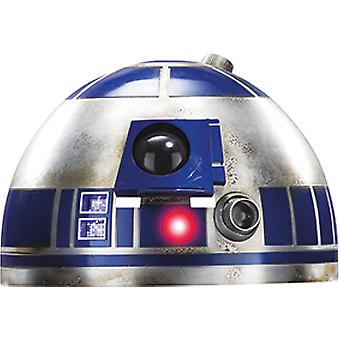 R2-D2 card mask Star Wars mask made of cardboard for adults