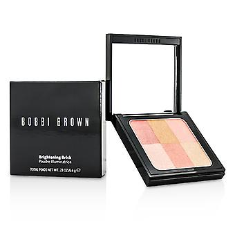 Bobbi Brown Brightening Brick - #02 Coral - 6.6g/0.23oz
