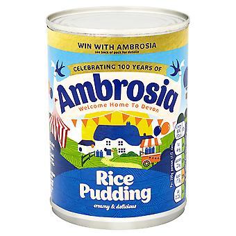 Ambrosia-Reis-Pudding