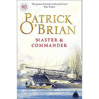 Master and Commander by Patrick O'Brian - 9780006499152 Book