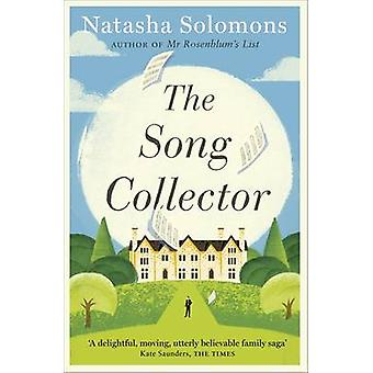 The Song Collector by Natasha Solomons - 9781444736410 Book