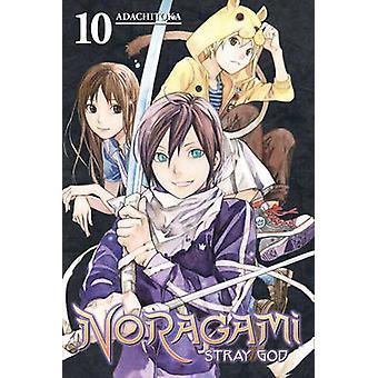 Noragami Volume 10 - Stray God - Volume 10 by Adachitoka - 978163236213