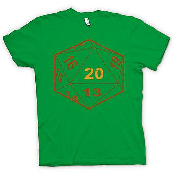 Kids T-shirt - Dungeons And Dragons D20 Dice - Gamer