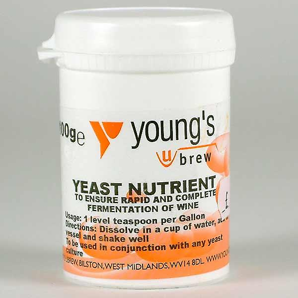 Youngs gist nutriënt - 100g
