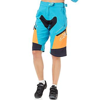 Alpinestars Ocean-Bright Orange 2017 Stella slipp 2 Womens MTB Shorts