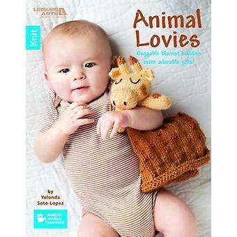 Animaux Lovies - couverture adorable copains font les cadeaux adorables! par Lily