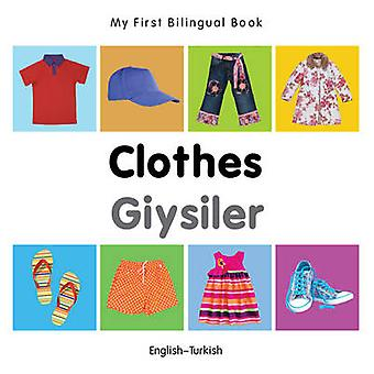 My First Bilingual Book  Clothes  Englishrussian by Milet