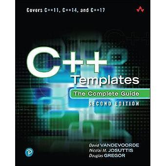 C++ Templates - The Complete Guide by David Vandevoorde - 978032171412