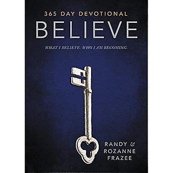 BELIEVE DEVOTIONAL BELIEVE DEVOTIONAL