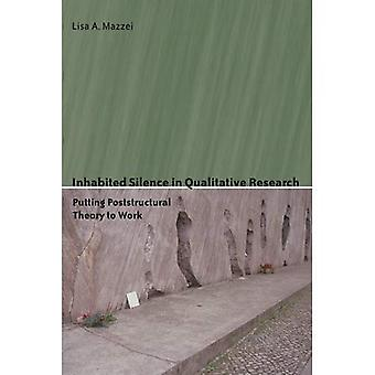 Inhabited Silence in Qualitative Research: Putting Poststructural Theory to Work (Counterpoints: Studies in the Postmodern Theory of Education)