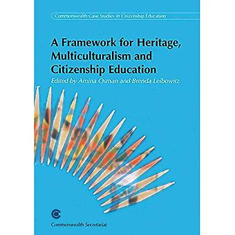 A Framework for Heritage, Multiculturalism and Citizenship Education: Seminar Papers and Proceedings, April 15-17 2002, Johannesburg, South Africa