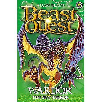 Beest Quest: 83: Wardok de terreur van de hemel