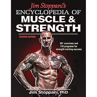 Encyclopédie de Jim Stoppani du Muscle & force