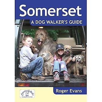 Somerset A Dog Walker's Guide [Illustrated]
