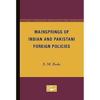 Triebfedern der indischen und pakistanischen Außenpolitik