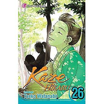 Kaze Hikaru, Vol. 26 (Kaze� Hikaru)