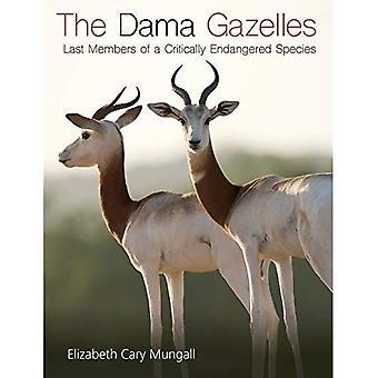 Les Gazelles Dama: Derniers membres d'une espèce en voie de disparition (W. L. Moody Jr. Natural History Series)