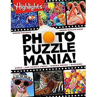 Photo Puzzlemania!(tm) (Highlights(tm) Puzzlemania(r))