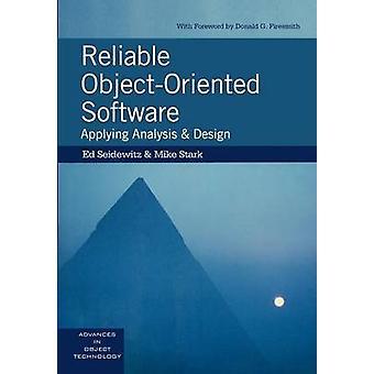 برامج ObjectOriented موثوق بها تطبيق التحليل والتصميم بواسطة اد آند سيديويتز